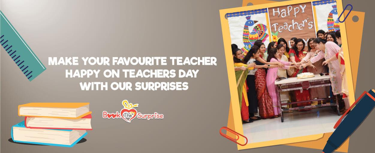 Surprise for Teachers
