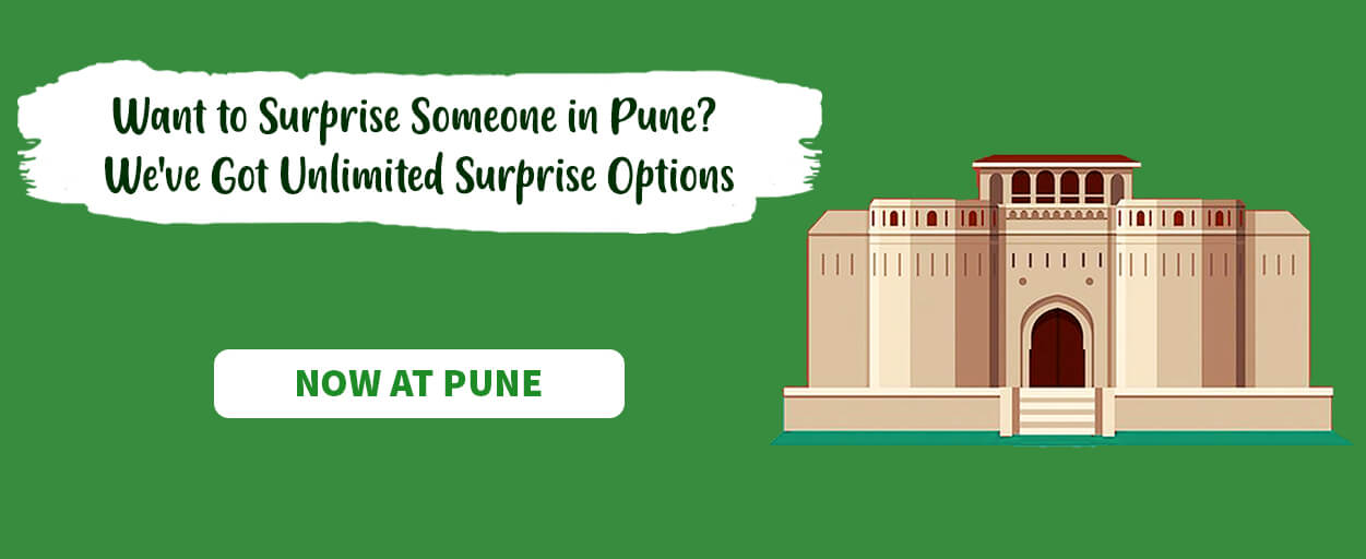 surprise party in Pune