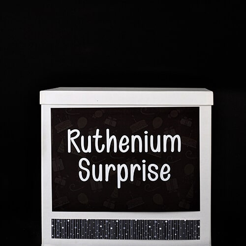 Ruthenium Anniversary Surprise Delivery