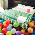 Ballons galore
