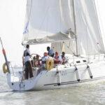 Sail Yatch Cruise in Arabian Sea