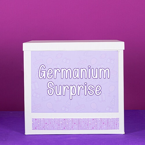 Germanium Anniversary Surprise Delivery