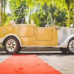 A Ride in Rolls Royce 12