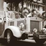 A Ride in Rolls Royce