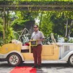 A Ride in Rolls Royce 2