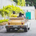 A Ride in Rolls Royce 7