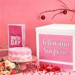 Tellurium Birthday surprise