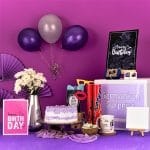 Germanium Birthday Surprise