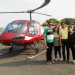 Private Chopper Ride (R 66 model)