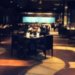 Cosmopolitan Dining at Frontier,The Ashok