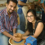Date Over Pottery 5