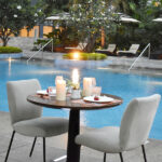 Exclusive Poolside Candlelight Dinner 2