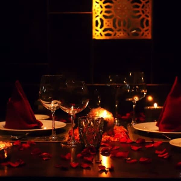 Fine Candlelight Dining at Connaught Place