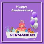 Germanium Anniversary Surprise