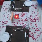 Grand Poolside Dining at Nirbana palace 21