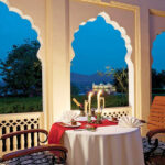 Lavish Terrace Dining at Trident