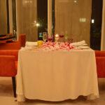 Luxurious Indoor Dining at Hyatt 2