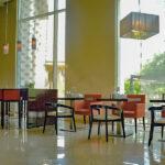 Luxurious Indoor Dining at Hyatt 5