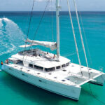 Luxury sail boat cruise