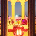 Majestic Baradari Candle light Dinner 5