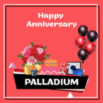 Palladium Anniversary Surprise