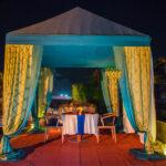 Poolside Cabana Dining at Radisson 2