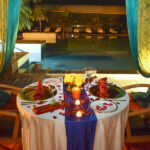 Poolside Cabana Dining at Radisson 5