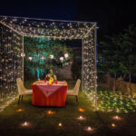 Romantic Fairy Tale Cabana Dinner 5