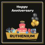 Ruthenium Anniversary Surprise