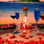 Sand Beach Themed Candlelight Dinner 5