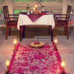 Secluded Candle Light Dinner at Hari Mahal 2