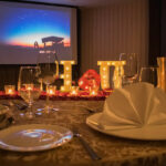 Secluded Romantic Dining at Radisson