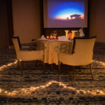 Secluded Romantic Dining at Radisson 2