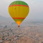 The Pink City Hot Air Balloon Safari