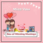 Box of Missing Musings