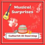 Live Guitarist Surprise