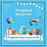 Propose Your Love in Air