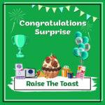 Raise The Toast