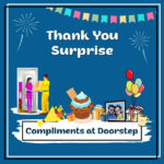 Send Compliments at Doorstep