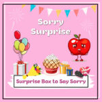 Surprise Box to Say Sorry