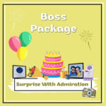 Surprise With Admiration for Boss