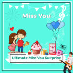 Ultimate Miss You Surprise
