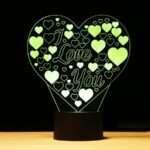 3D Lamp Surprise Gift