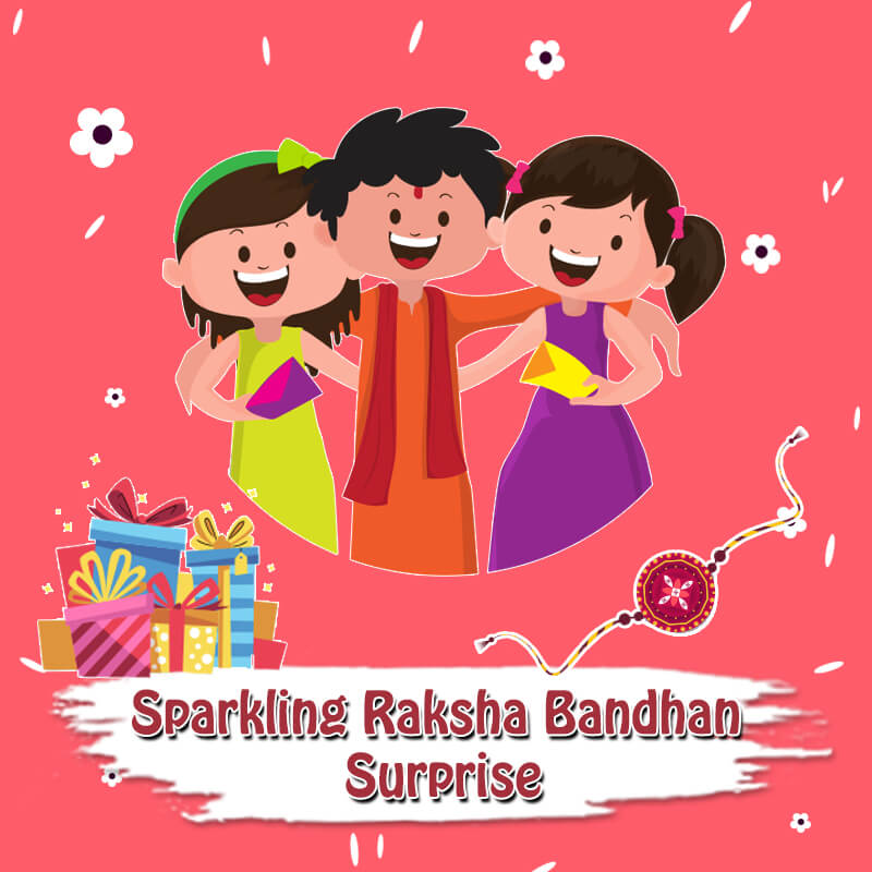 Raksha Bandhan Surprise