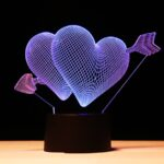 3D Lamp LoveGift