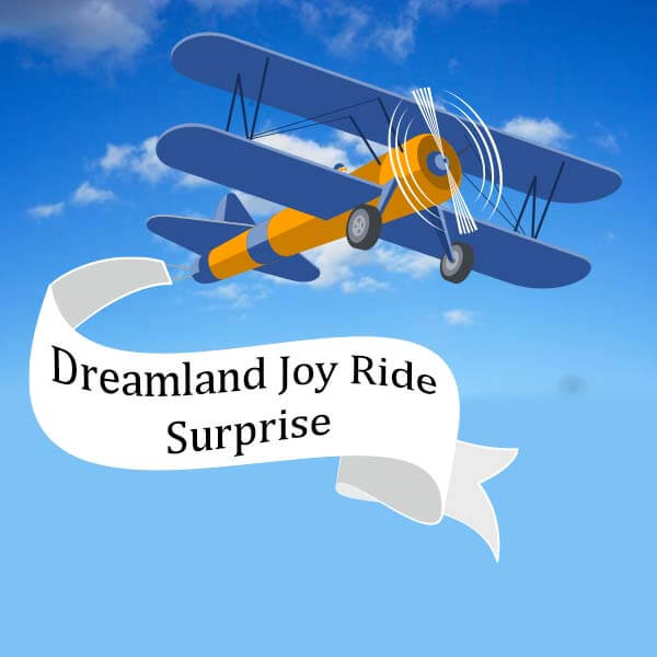 Dreamland Joy Ride Surprise