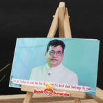 The Photo Easel – For Dad