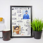 Best Brother Photo Frame