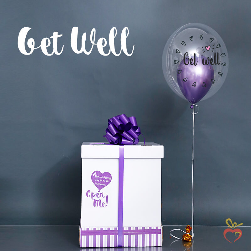 Get well soon Surprise