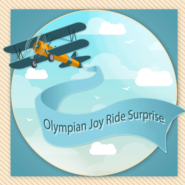Olympian Joy Ride Surprise
